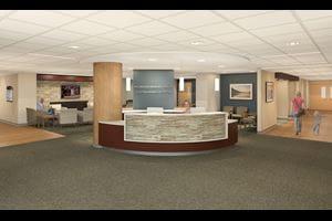 CSHC Lobby