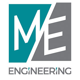 ME engineering logo