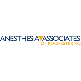 Logo for RRH Gala sponsor, Anesthesia Associates.