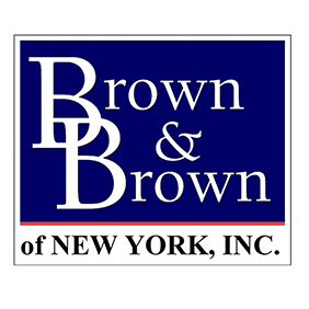 Logo for RRH Gala sponsor, Brown and Brown.